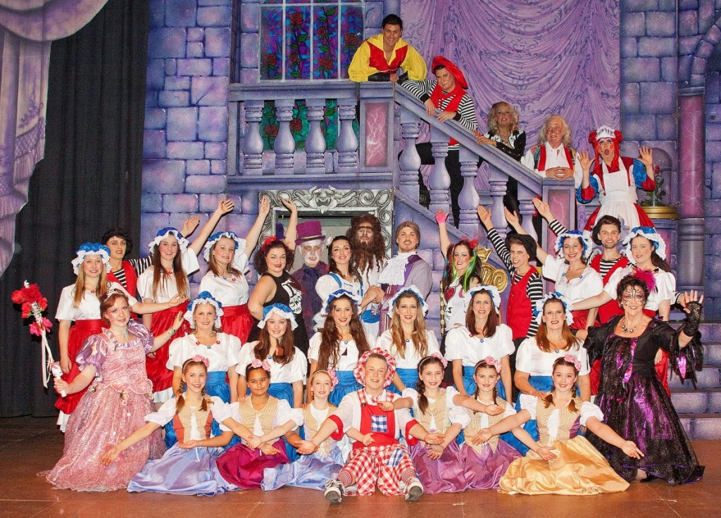 Beauty and the Beast 2015 - The Cast